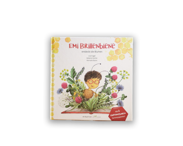 "KINDERBUCH ""EMI BRILLENBIENE"""