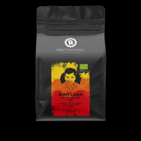 RONY LAVAN - LIMA COFFEE COOP (PERU, BIO)